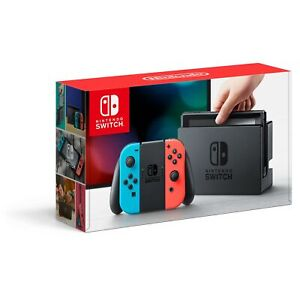 Brand New Nintendo Switch Console 1st Gen - Discontinued Model