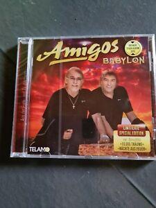 Amigos - Babylon    (2019)         CD NEU OVP