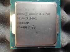 Intel ® ™ processore i3-4160T Core 3M di cache, 3.10 GHz 4th Gen. Socket 1150