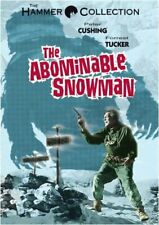 The Abominable Snowman, Very Good Dvd, Peter Cushing, Forrest Tucker, Val Guest