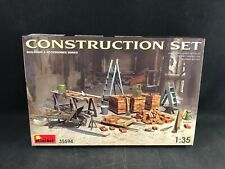 MiniArt Construction Set 1:35 Scale Plastic Model Set 35594 New in Box