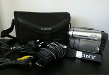 Sony Handycam CCD-TRV238E Camcorder HI-8 Tape VIDEO-8 Analogue 8MM Video
