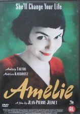 AMELIE - SHE 'LL CHANGE YOUR LIFE  - DVD
