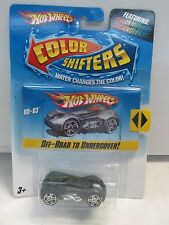 Hot Wheels Color Shifters RD-03 Off-Road to Undercover