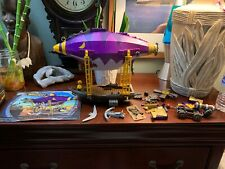 2012 Mega Bloks World of WarCraft Goblin Zeppelin Airship Ambush Set 91014