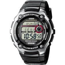 Orologio da polso casio radiocontrollato wv 200e 1avef l x a 52.2 47.7
