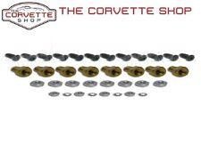 C3 Corvette Lower Rocker Panel Mounting Repair Kit 1970-1982 33751
