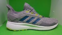 ADIDAS DURAMO 9 BB6920 RUNNING SHOES GREY BLUE SIZE 10.5 AND 11