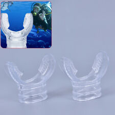 1PC Dive Tube Snorkel Silicone Clear Underwater Diving Tube Swimming AccessoriWF