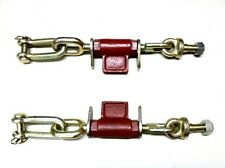 HD Stabilizer Sway Check Chains Red