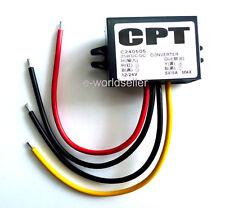 DC DC Converter Module 24V/12v convert to 5V 5A/25W output,car led power adapter