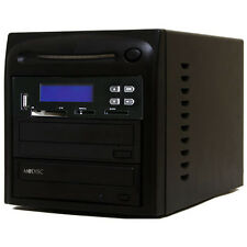 1-1 USB/SD/CF to DVD Duplicator Copier/Memory Backup Copy Flash Media Disc