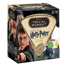 New * World of Harry Potter Trivial Pursuit * Game 600 Questions Trivia Hasbro