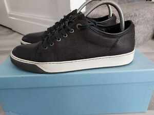 GENUINE  men,s Lanvin trainers size 7/ WITH BOX / CASUAL SHOES