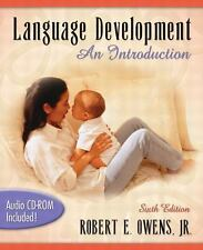 Language Development: An Introduction with Audio CD 6th Edition