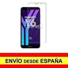 Cristal Templado para HUAWEI Y6 2018 Protector Pantalla Vidrio a3880