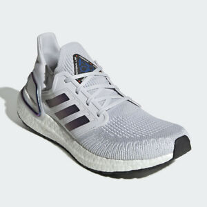 Adidas Ultraboost 20 Space Race Womens Running Shoes