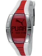 PUMA PU910202001,Ladies,Old Stock,Micro Scratches,stained strap,Puma Box