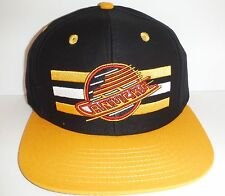 Vancouver Canucks NEW Authentic Billboard  Snapback Hat NWT
