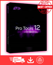Pro Tools 10 Hd (For Mac) & Pro Tools 12 Hd (For Windows) 🔥 🔥