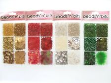 Bead And Sequin Insert//Motif For Dance wear #488