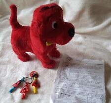Rare - Clifford The Big Red Dog : Whistle And Play Toy