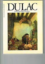 Dulac by David Larkin Fantasy Art Book Bantam Sc 1975 1st Print Shakespeare