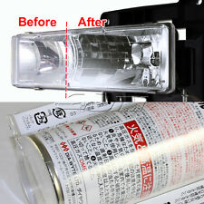 VANS Lens Shine Clear Coat Painter Spray for Tail Head Fog Coner Bumper Light