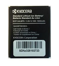 New OEM Original Authentic KYOCERA SCP-54LBPS Battery for Hydro Edge C5215 C5170