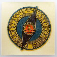 #e5947 028739 estampado de 1964 RDA turistas insignia Leipzig