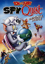 Tom and Jerry: Spy Quest (DVD, 2015) new sealed
