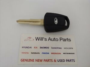 Genuine BRAND NEW SsangYong Immobilizer Key  REXTON  2004-2006