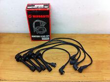 Spark Plug Wire Cable 7mm DAIHATSU CHARADE 1.3 i Mk III APPLAUSE 1.6 16V 4WD