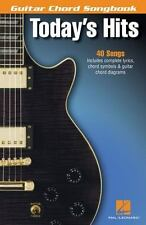 Today's Hits - Guitar Chord Songbook (Guitar Chord Songbooks), Hal Leonard Corp.