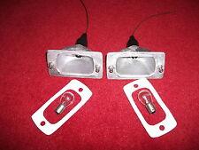 Mk1 Escort Nuovo di Zecca Indicatore Unità Messico RS2000 etc Cromato disponibile