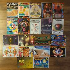60x RAVE FLYERS mainly 1994 some 1995