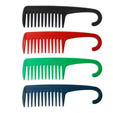 1 Pc Big Tooth Comb with A Hook Hair Styling Tools Curly Hair Combs Salon Cut