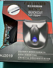 Geetian QuickCut Hair Clipper rechargeable and washable NEW