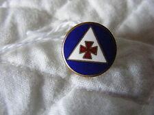 WW2 Cival Defense Auxillary Fireman RARE  Pin