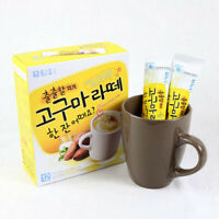 DAMTUH Rich Sweet Potato Latte Korean Instant Milk Tea with Sweet Potato Blend