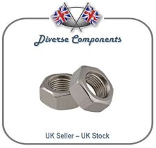 A4 / 316 Marine Grade Stainless Steel Hex Nuts DIN 934