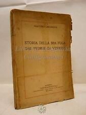 Casanova: Storia della mia fuga dai piombi di Venezia, Ed. Aristocratica 1926