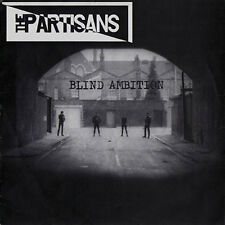 THE PARTISANS BLIND AMBITION EP (pink clear vinyl)