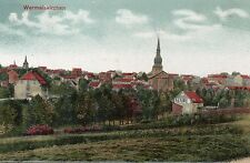 Panorama - Wermelskirchen Photo Postcard c1910 / Germany