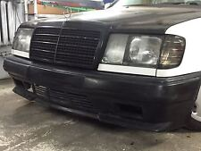 Mercedes W124 C124 AMG Style front bumper with installation brackets