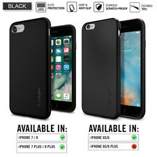 Genuine Official Spigen iPhone 6s Case Capsule Black SGP11751