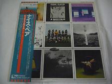 PINK FLOYD-A Nice Pair JAPAN Press w/OBI 2LP Roger Warters David Gilmour Genesis
