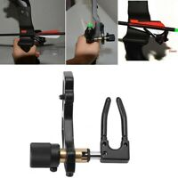 1X(Archery arrow rest both for recurve bow and compound bow and arrow Shoot Z8E5