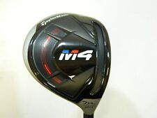 Taylormade 2018 M4 24* 7 HL Fairway Wood FJ Atmos Regular flex Graphite M-4
