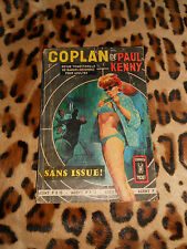 COPLAN 1 : Sans issue - Paul Kenny - Comics pocket, Aredit, 1969